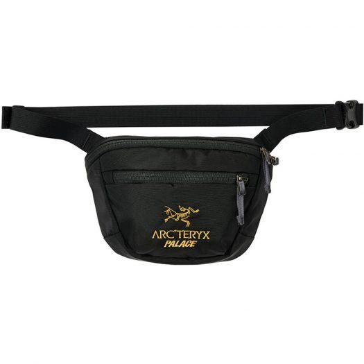 Palace Arc'Teryx Mantis 1 Waistpack Black