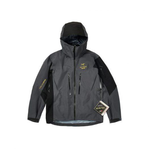 Palace Arc'Teryx Alpha SV Jacket Grey