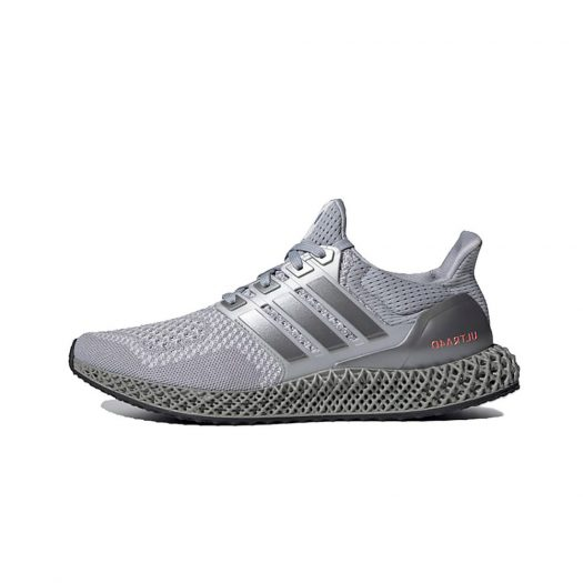 adidas Ultra 4D NASA Halo Silver