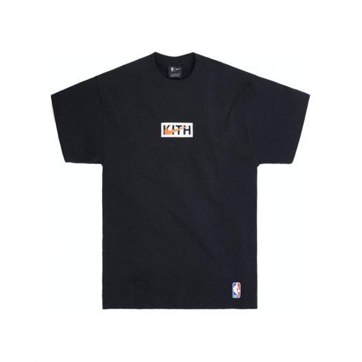 Kith & Nike for New York Knicks Tee Black