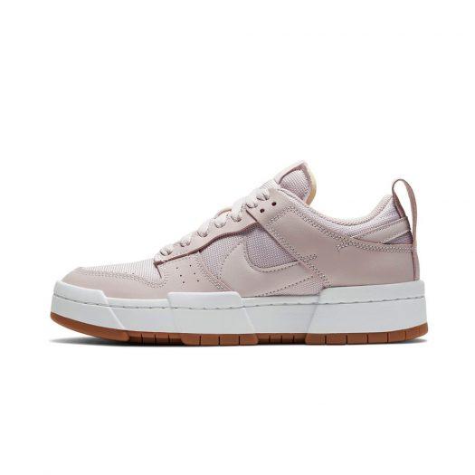 Nike Dunk Low Disrupt Platinum Violet (W)