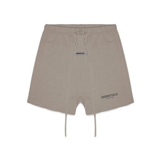 Fear Of God Essentials Fleece Shorts Taupe