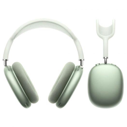 Apple Airpods Max Headphones Green