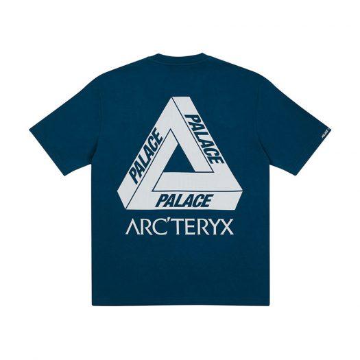 Palace Arc'Teryx T-Shirt Teal