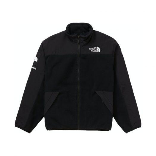 Supreme The North Face RTG Fleece Jacket Black