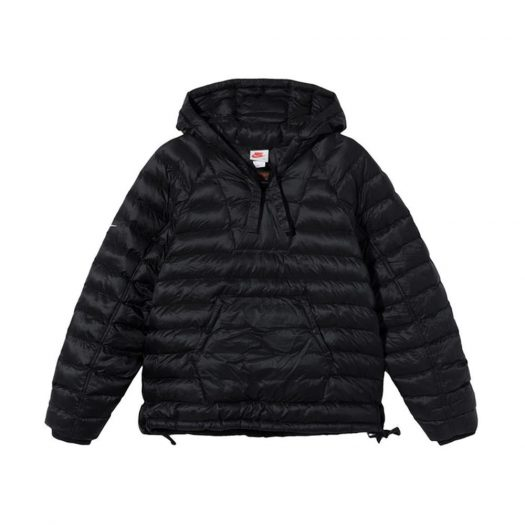 Nike x Stussy Insulated Jacket Black