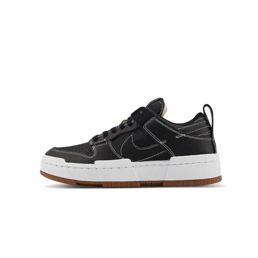Nike Dunk Low Disrupt Mesh And Leather Trainers