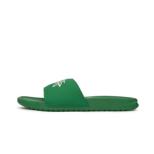 Nike Benassi Stussy Green