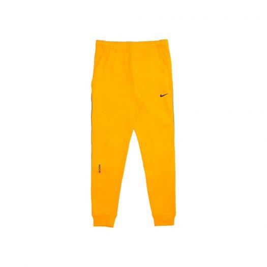 Nike x Drake NOCTA Fleece Pants Yellow