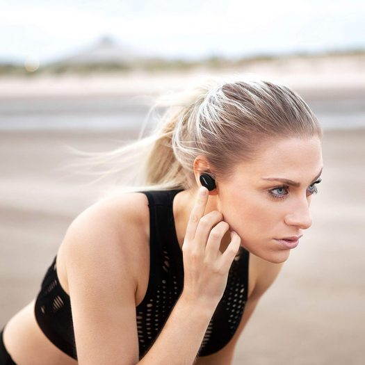 Bose Sport Earbuds – True Wireless Earphones – Bluetooth Headphones for Workouts and Running, Triple Black