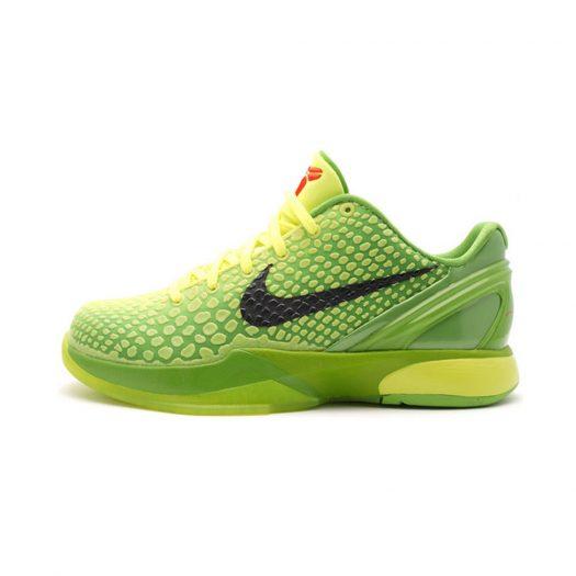 Nike Kobe 6 Grinch (GS)