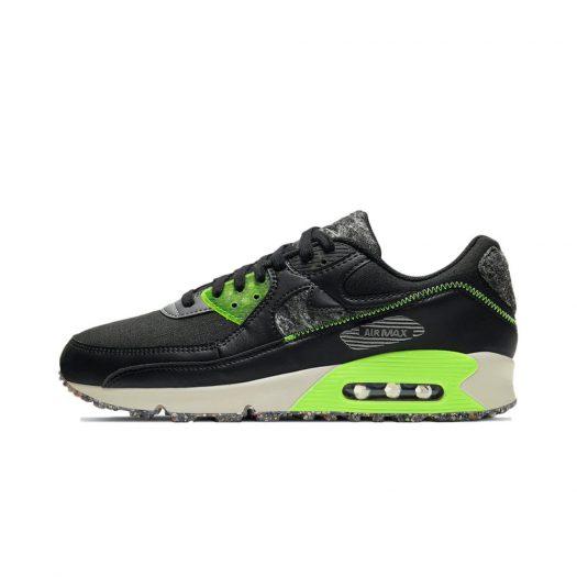 Nike Air Max 90 M2Z2 Black Electric Green