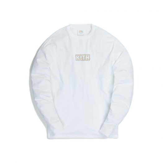 Kith for Lucky Charms L/S Tee White