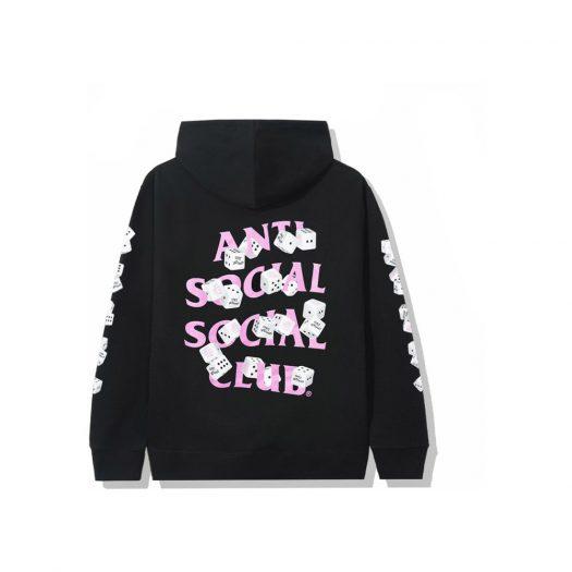 Anti Social Social Club Take Me Home Hoodie Black
