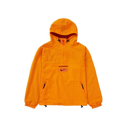 Supreme Nike Jewel Reversible Ripstop Anorak Orange