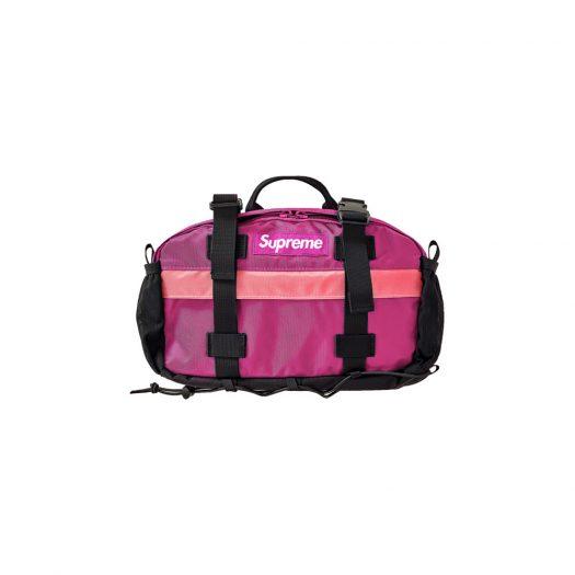Supreme Waist Bag (FW19) Magenta