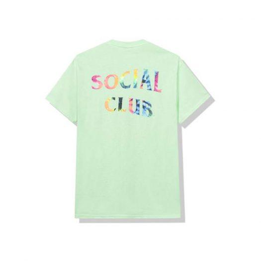 Anti Social Social Club Gemini Tee Green