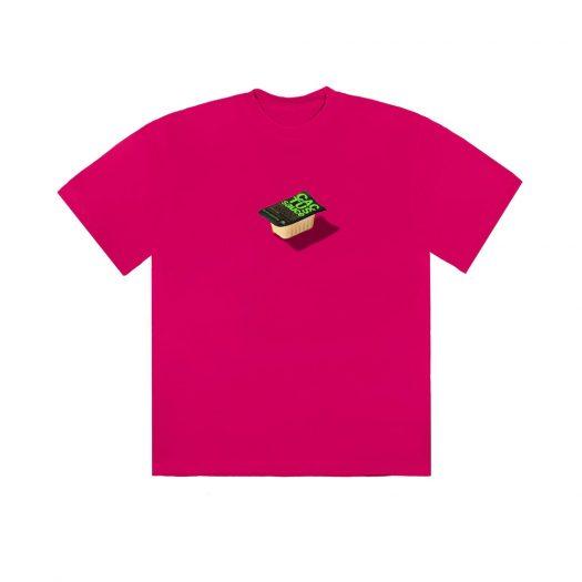 Travis Scott x McDonald's Cactus Sauce II T-Shirt Pink