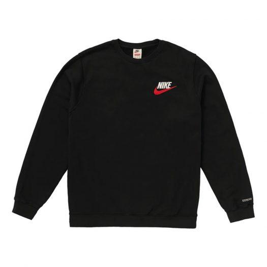 Supreme Nike Crewneck Black