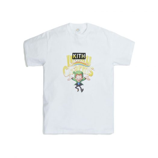 Kith for Lucky Charms Vintage Tee White