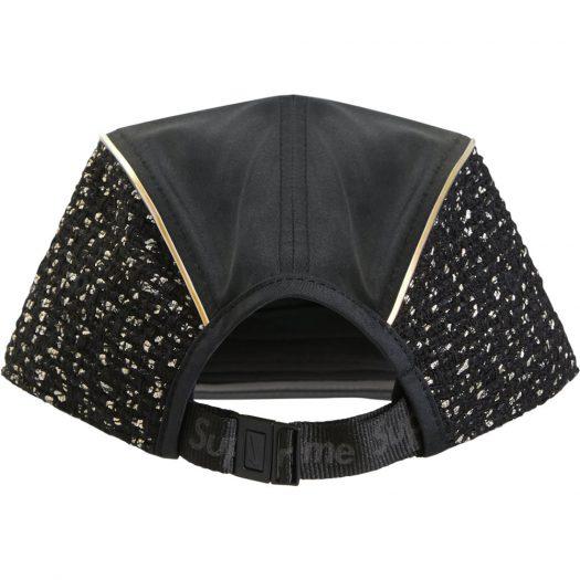 Supreme Nike Boucle Running Hat Black