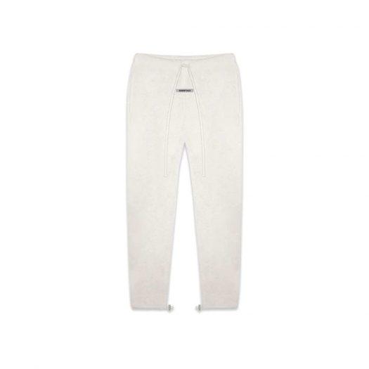 Fear Of God Essentials Polar Fleece Sweatpants Light Heather Oatmeal
