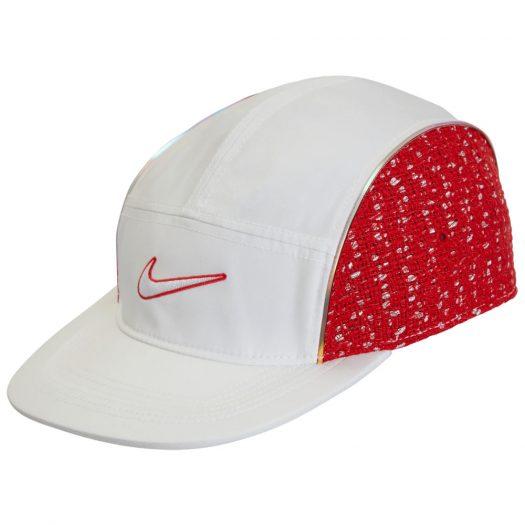 Supreme Nike Boucle Running Hat White