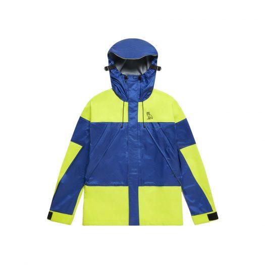 OVO Technical Shell Royal Blue/Volt