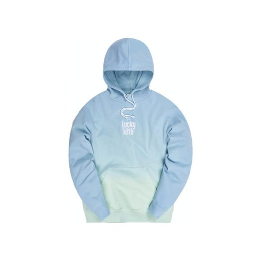 Kith for Lucky Charms Dip Dye Williams III Hoodie Blue/Green