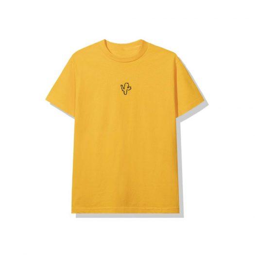 Anti Social Social Club x CPFM Tee Yellow