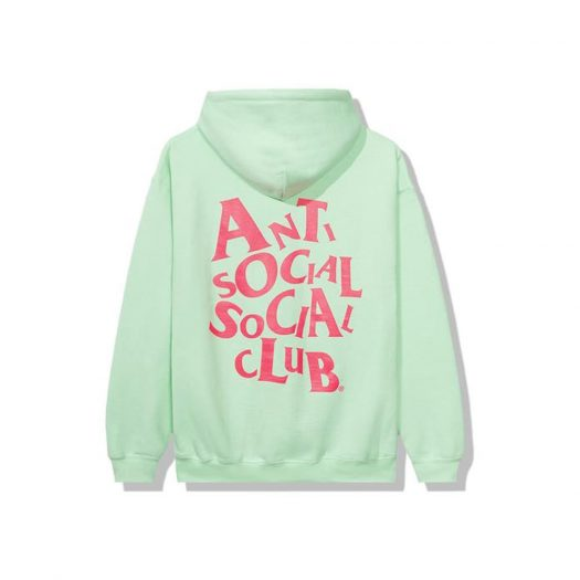 Anti Social Social Club Complicated Hoodie Green