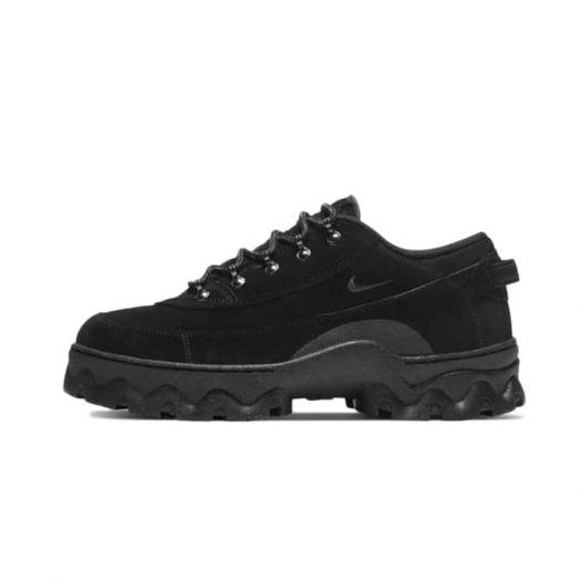 Nike Lahar Low Black (W)