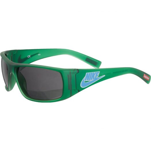 Supreme Nike Sunglasses Frosted Green