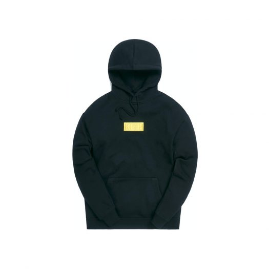 Kith x The Simpsons Sports Family Hoodie Black
