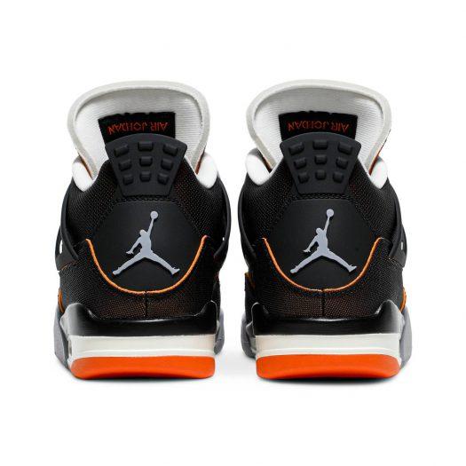 Jordan 4 Retro Starfish (W)