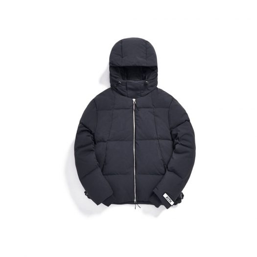 Kith Solid Puffer Soft Black