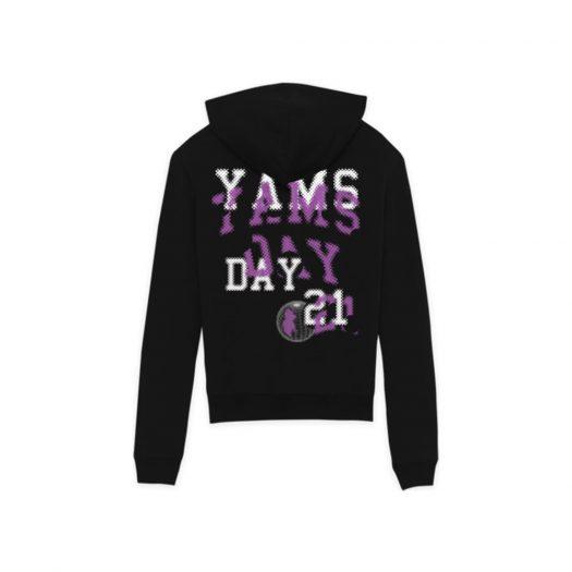 Yams Day Yamborghini Icon Hoodie Black