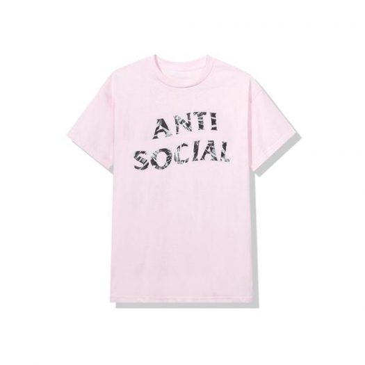 Anti Social Social Club Gemini Tee Pink