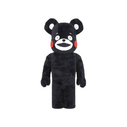 Bearbrick Kumamon 1000% Black