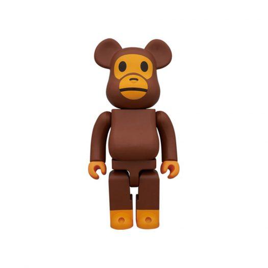Bearbrick Baby Milo 400% Brown
