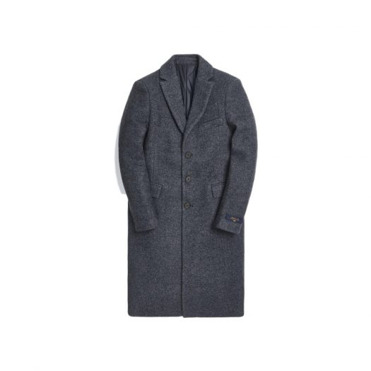 Kith Royce Coat w/ Quilted Lining Black