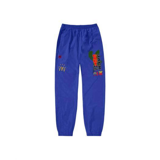 Travis Scott x McDonald's All American '92 II Nylon Pants Blue