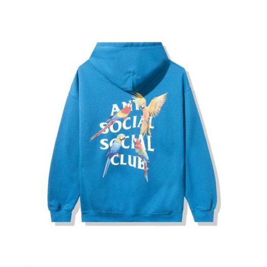 Anti Social Social Club Colombia Hoodie Sapphire
