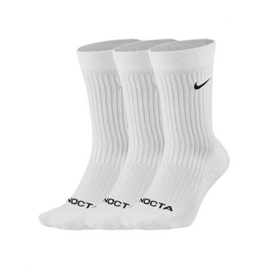 Nike x Drake NOCTA Socks White