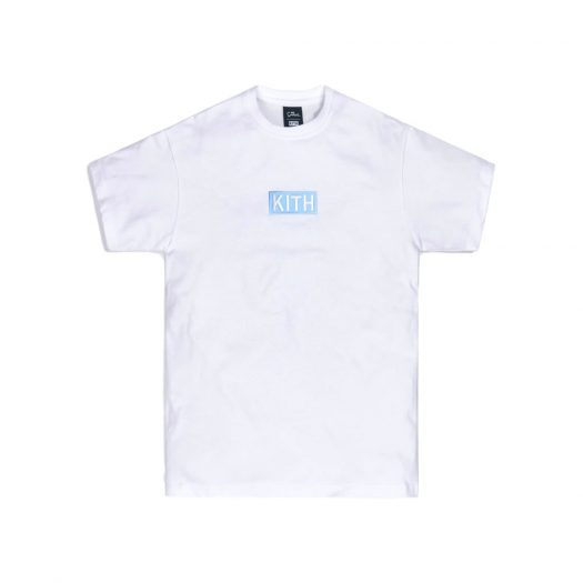 Kith x The Simpsons Cast Of Characters Tee White