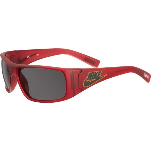 Supreme Nike Sunglasses Frosted Red