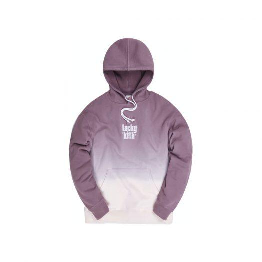 Kith for Lucky Charms Dip Dye Williams III Hoodie Purple/Pink