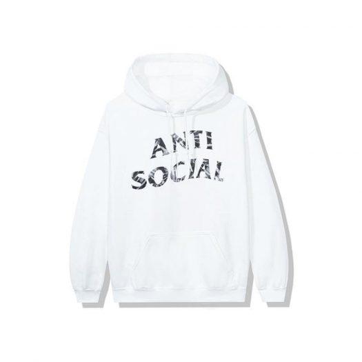 Anti Social Social Club Funky Forest Hoodie White