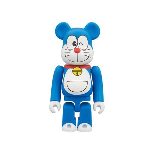 Bearbrick Doraemon 100% Blue