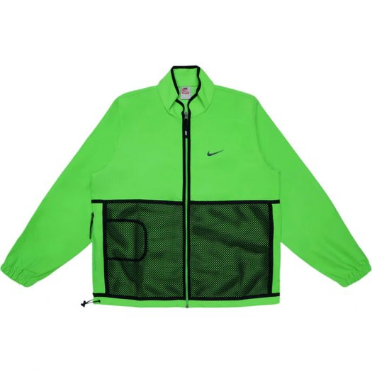 Supreme Nike Trail Running Jacket Green